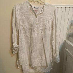 White Pullover Tunic